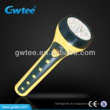 Kunststoff-Langstrecken-Taschenlampe GT-8109