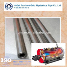 Seamless steel tubes in small calibers for high(low and medium) Pressure boilers and petro chemical industry