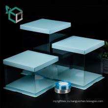Высокое качество красочные ПВХ окна последователь переноски Box