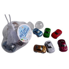 Продвижение яйца сюрприз игрушка автомобиль вытяните назад автомобиль