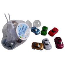 Juguete del coche de Suprise del huevo de la promoción del coche del tirón