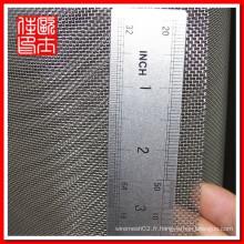 40 60 mesh de filtre de 100 microns