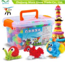 500+ Megapack DIY Puzzle Festival De Noël Éducatifs Enfants Cadeau D'anniversaire Thorn Ball Toys