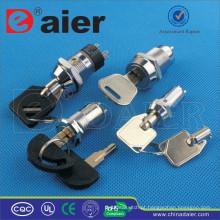 Daier interruptor de chave elétrica à prova d'água
