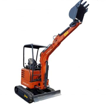 Mesin 1,8 Ton Kubota Zero-Tail Swing Mini Excavator