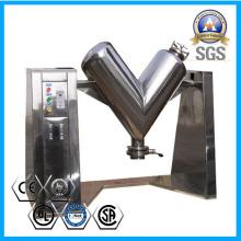 Mezclador V de alta calidad para polvo seco