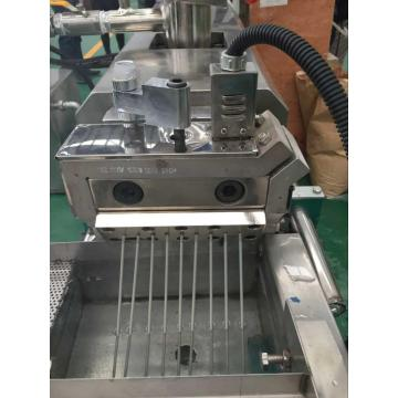 PA+ABS/EPDM polymer blending twin screw plastic granulator pelletizer