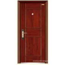 Pop In Thailand Steel Security door KKD-316 Stainless Steel Door For Main Door Design