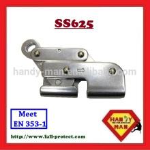 SS625 Sistema de proteção industrial industrial Agarrador de cabo de aço inoxidável