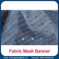 Spanduk Mesh Outdoor Fabric Sign Fence Wrap