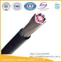 Алюминиевого/медного проводника концентрические кабель провод с нейтральным проводником цене