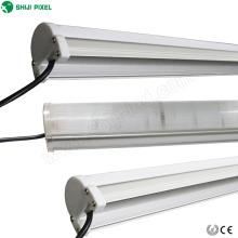 DC12V waterproof 48LEDs/m RGB outdoor LED digital tube light