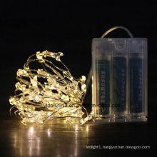 Color Changing Cooper LED String Lights 100′s LED