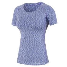 Mujer Ropa deportiva Camiseta de entrenamiento Yoga Senderismo Running Training