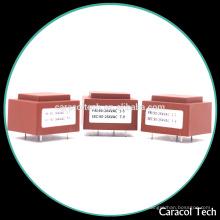 Pequeño transformador Eléctrico 220v 18v ei35