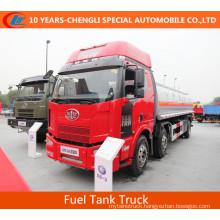 25000liters 3axles Faw Fuel Tank Truck