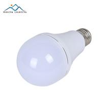 Alta potência 5 W 7 W 9 W 12 W 15 W 18 W Warm White Alumínio de emergência levou lâmpada e27