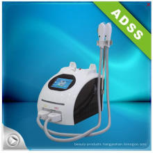 ADSS E Light (IPL+RF) : Skin Rejuvenation and Pernament Painless and Fast Hair Removal Machine