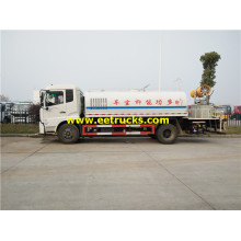 10000 Litros 210HP Camiones de Prevención de Polvo
