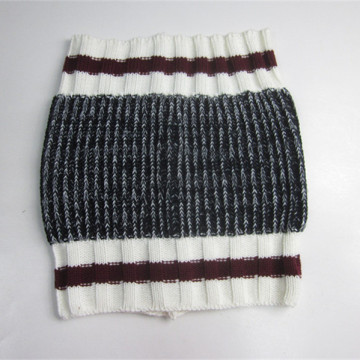Custom Colorful Knit Muffler