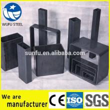 Tubulure à structure ronde rectangulaire rectangulaire de structure STRAFE