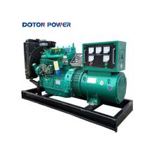50Hz 20KW / 25KVA Low Fuel Consumption Powerful Low Noise Diesel Generator