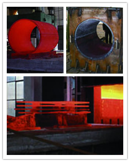 pipe steel process method
