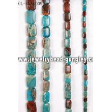 piedras de piel de serpiente de bricolaje preciosas maravilloso en bulto
