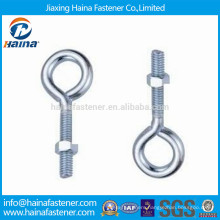 Stainless Steel 304 316 Eye Bolts
