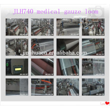 Independent Air Supply Low Power Gauze Loom