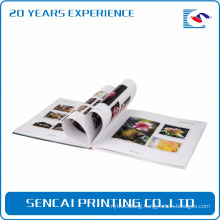 Custom printing factory China wholesale clothing catalog printing perfect binding soft cover magazine printing