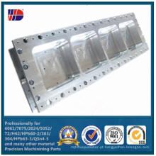 Fabricação de usinagem Empresa de usinagem de precisão de serviço de alumínio na China