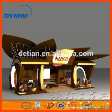 décoration d'affichage de stand d'exposition de location de Shanghai 6m * 6m