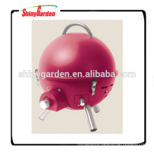 New Spherical Portable Gas Grill - Gridiron design