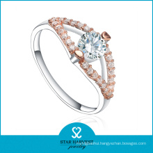 Wholesale Popular Silver Rings Souvenir (R-0587)