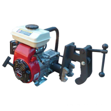 Portable Internal combustion rail drilling machine on railway Bore Hole Rail Drilling Machines
