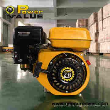 Значение мощности 6.5HP, бензиновый двигатель Ohv для генератора водяного насоса