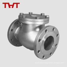 api 600 carbon steel flap 150lb 8 swing ansi flanged end ss check valve