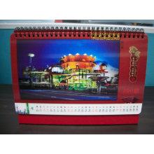 Calendario 2015 de venta caliente de la manera 3D para el regalo