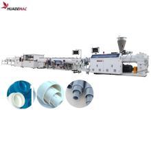 Double ligne de production de tuyaux en PVC