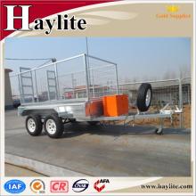 charnière hydraulique de remorque de tracteur