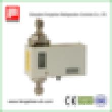differential pressure controls for air compressor