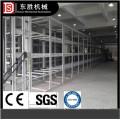 Système de séchage de Dongsheng Système de bande de convoyeur d'équipement de chaîne transversale