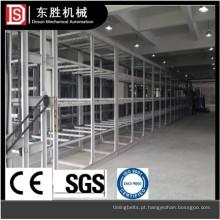 Sistema de secagem Dongsheng Sistema de correia transportadora de equipamentos de corrente transversal