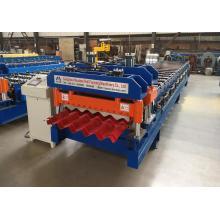 Máquina Formadora de Telha Vitrificada Estilo Europeu
