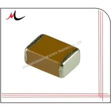 Керамический конденсатор SMD 0603 10UF 10V X5R