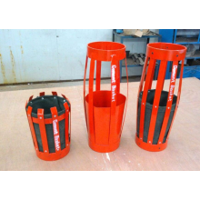 Cementing Tool Steel Finger Metal Cement Basket