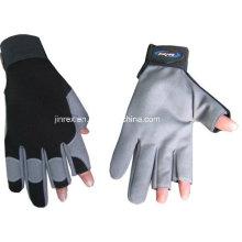 Construction Working Mechanical Full Finger Gel Padding Glove