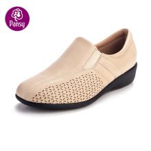 Stiefmütterchen Komfort Schuhe richtige Ferse Höhe Freizeitschuhe für Damen