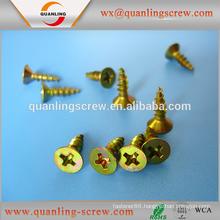 Wholesale goods from china flat head long chipboard screw
